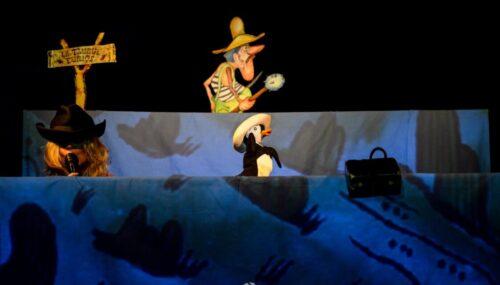 """""""Turnuleţul"""" și """"Cartea cu Apolodor, primele spectacole ale lunii octombrie la Teatrul """"Puck"""""""