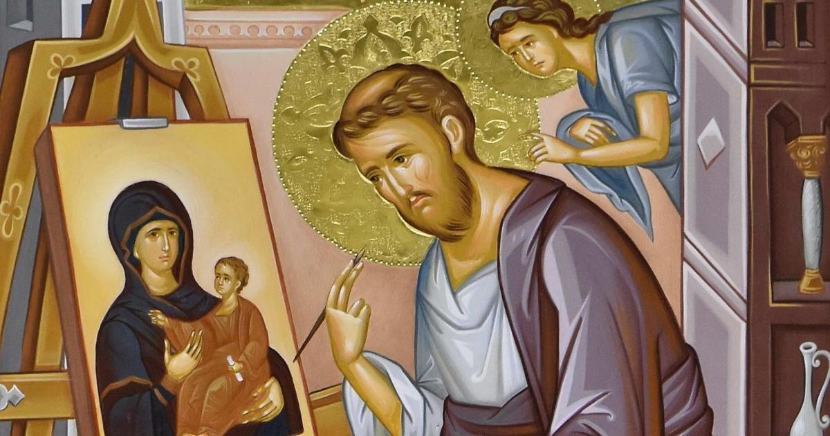 Sfântul Apostol și Evanghelist Luca – model desăvârșit al iconarilor și medicilor