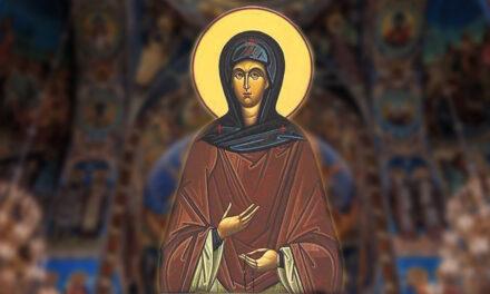 Sfânta Cuvioasă Atanasia, model de devotament și iubire