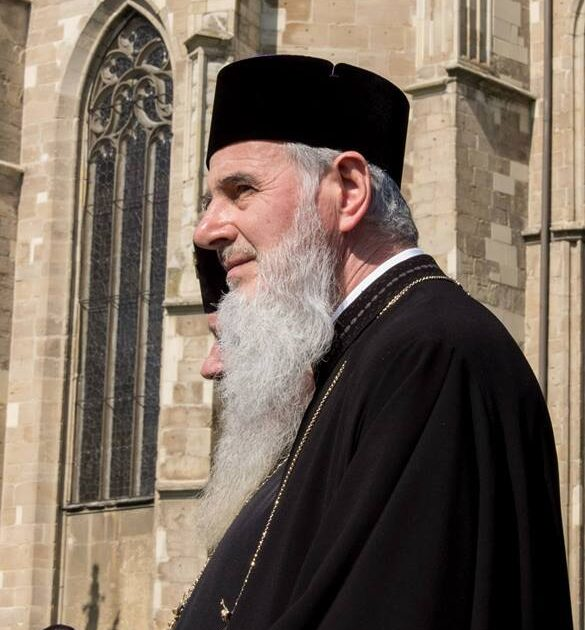 """PS Vasile Flueraș: """"Să fiți lumină lumii și sare pământului, în primul rând în inimile voastre"""""""