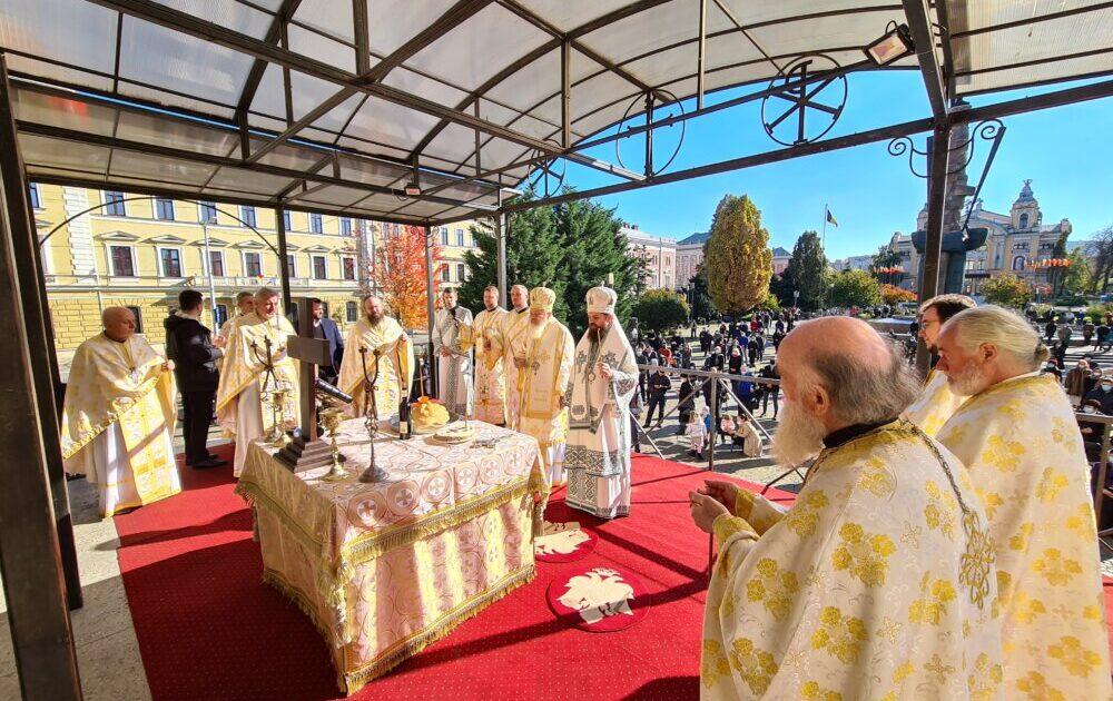 Arhiepiscopul Teofil Herineanu, comemorat la 28 de ani de la trecerea la Domnul