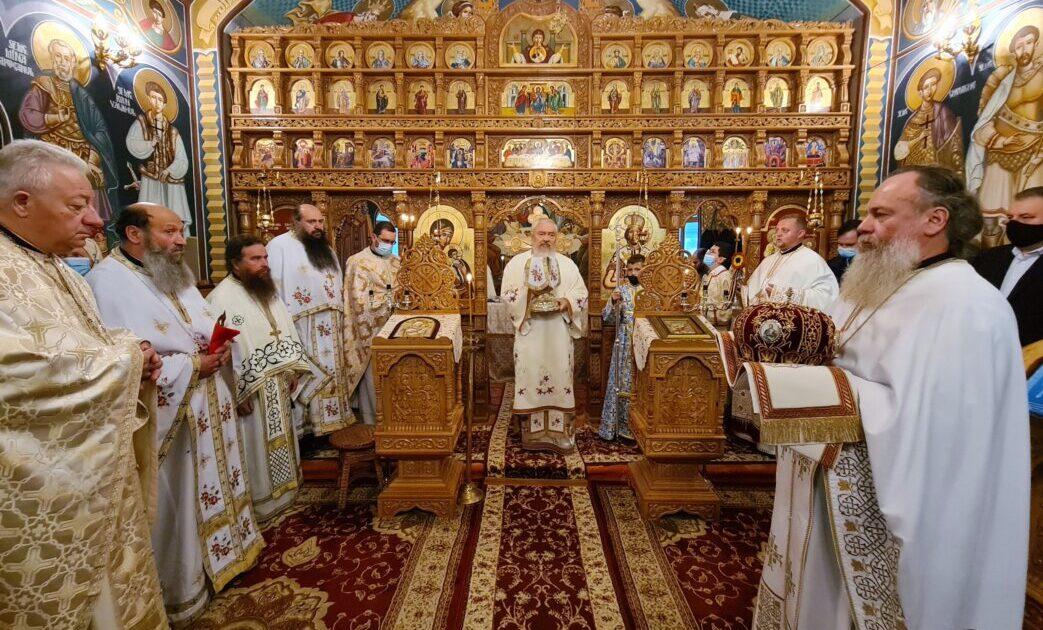 Sfinții Martiri și Mărturisitori Năsăudeni, cinstiți la Mănăstirea Bichigiu