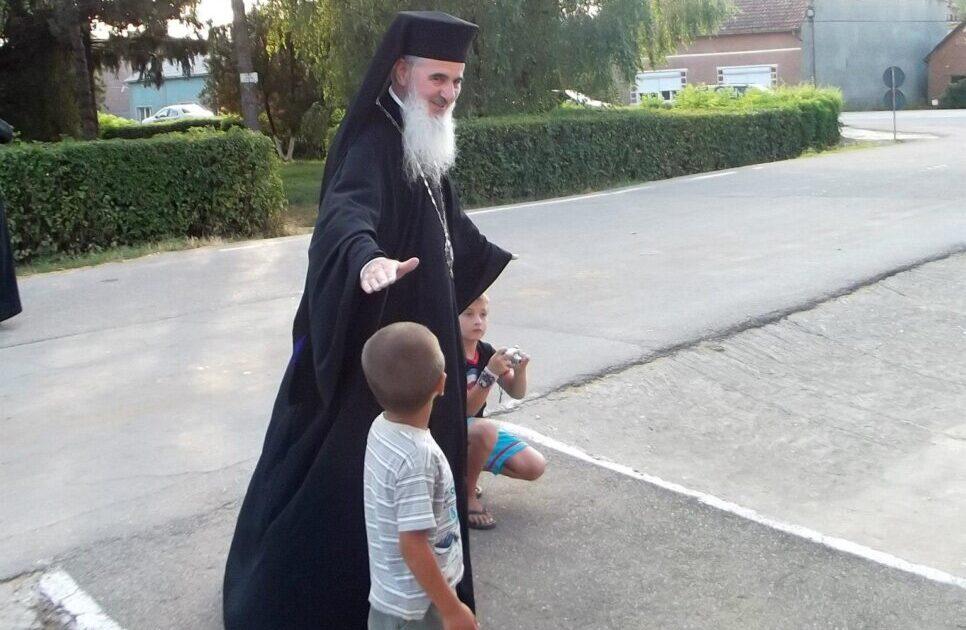 """""""Suntem o cărămidă din zidul Bisericii lui Hristos"""" Preasfințitul Părinte Vasile Flueraș"""