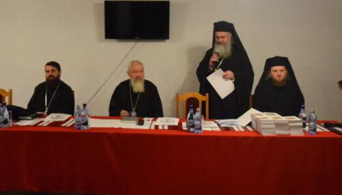 Filantropia creștină, tema sinaxei monahale din Arhiepiscopia Vadului, Feleacului și Clujului
