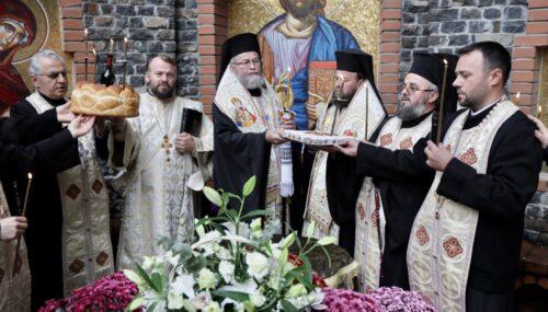 Arhiepiscopul Justinian, comemorat la Mănăstirea Rohia, la patru ani de la trecerea la cele veșnice