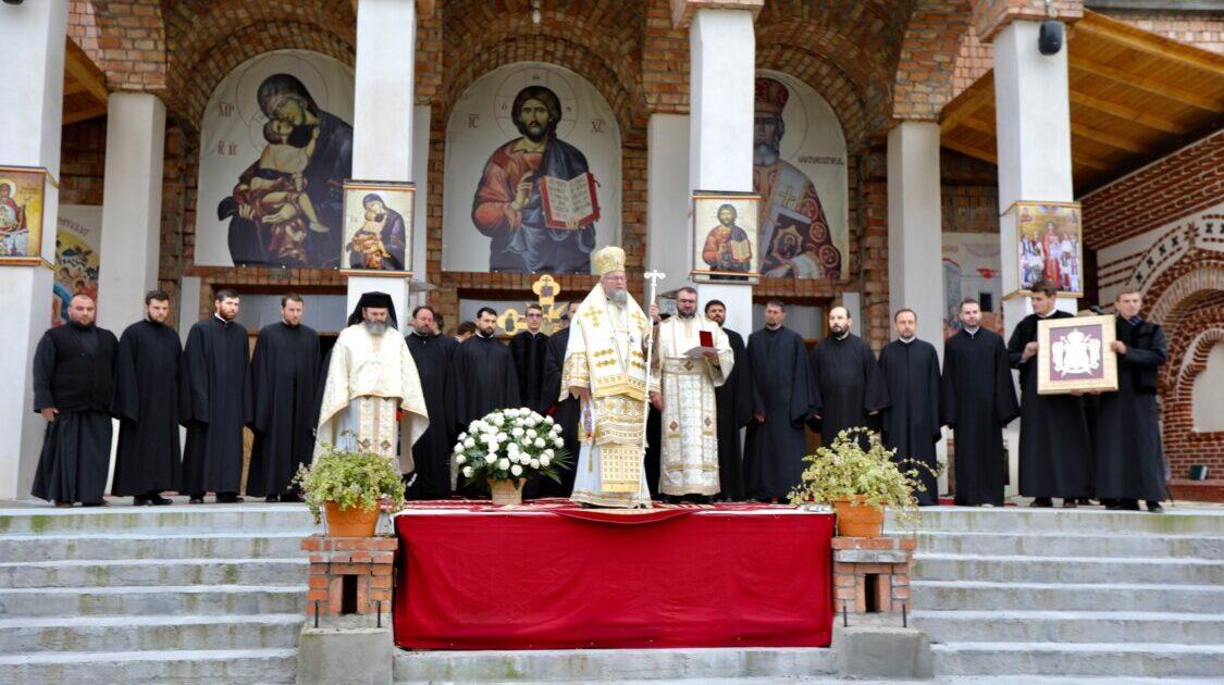 """Grupul Psaltic """"Theologos"""" al Episcopiei Maramureşului şi Sătmarului, la cinci ani de existenţă"""