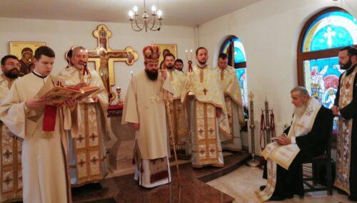 """Hramul Centrului de Îngrijiri Paliative """"Sfântul Nectarie"""" din Cluj-Napoca"""