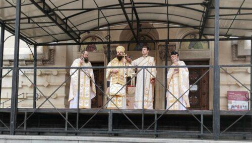 Duminica a 26-a după Rusalii, la Catedrala Mitropolitană din Cluj-Napoca | PS Benedict Bistrițeanul a liturghisit și a predicat