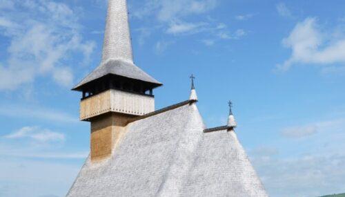 Biserica lui Horea din Parcul Etnografic va putea fi vizitată virtual