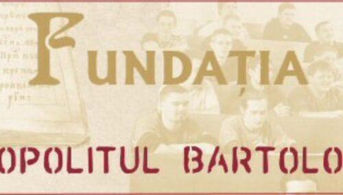 """Au fost desemnaţi cei 34 de bursieri ai Fundației """"Mitropolitul Bartolomeu"""", din anul şcolar şi universitar 2020-2021"""