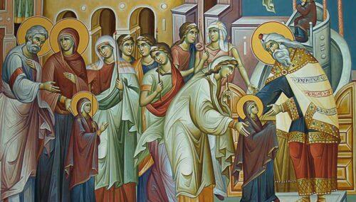 Agenda ierarhilor din Mitropolia Clujului, Maramureșului și Sălajului, la sărbătoarea Intrării în Biserică a Maicii Domnului