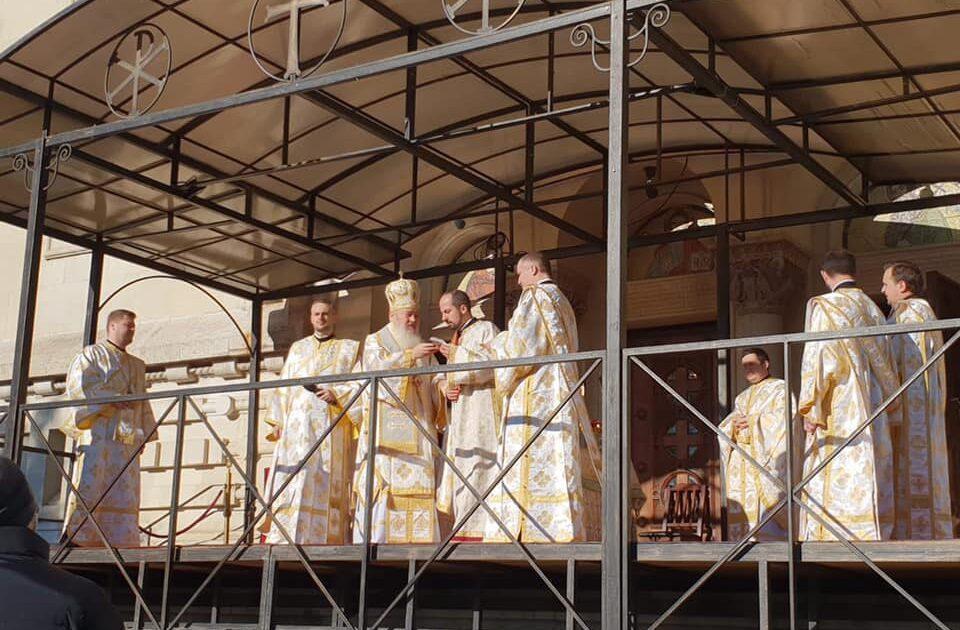 Sfântul Ierarh Nicolae, cinstit la Catedrala Mitropolitană din Cluj-Napoca