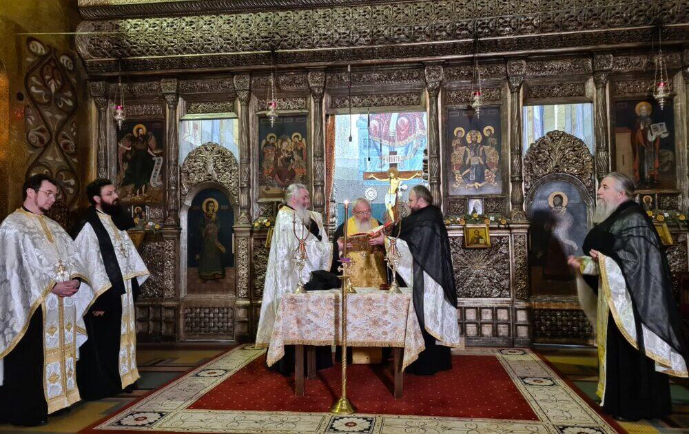 Slujba de binecuvântare a Noului An, la Catedrala Mitropolitană din Cluj-Napoca