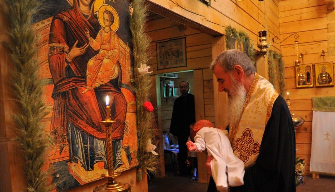 """PS Vasile Someșanul: """"Nu putem vorbi despre nașterea Mântuitorului, fără să ne gândim cu recunoștință la Maica Domnului"""""""