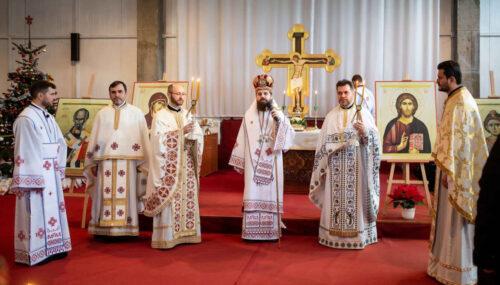 """Hramul Parohiei """"Sfântul Proroc Daniel"""" din localitatea clujeană Florești"""