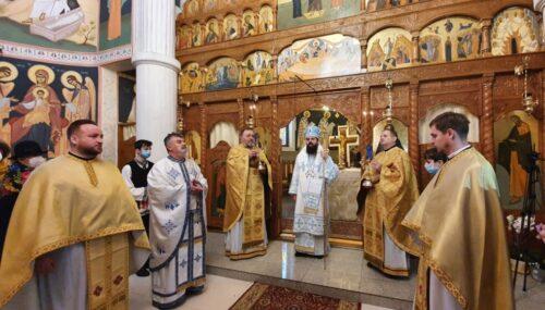 """Hramul Bisericii """"Sfântul Arhidiacon Ștefan"""" din Cluj-Napoca"""