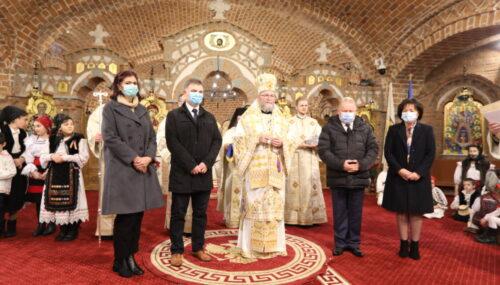 """Episcopul Iustin: """"Medicii au fost eroii fiecărei zile din acest an"""""""