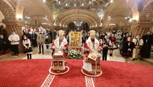 4 ani de la întronizarea Preasfinţitului Părinte Episcop Iustin al Maramureșului și Sătmarului, Ziua tinerilor din Episcopie şi lansare de carte