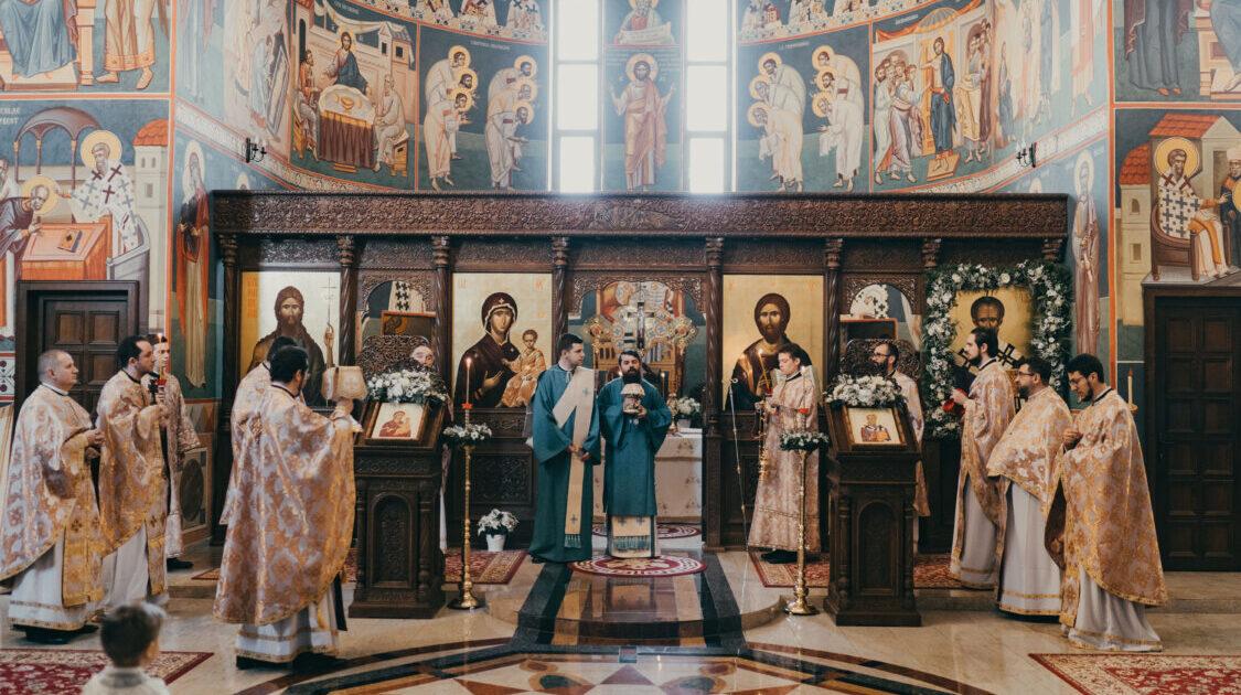 Hramul Capelei Facultății de Teologie Ortodoxă din Cluj-Napoca