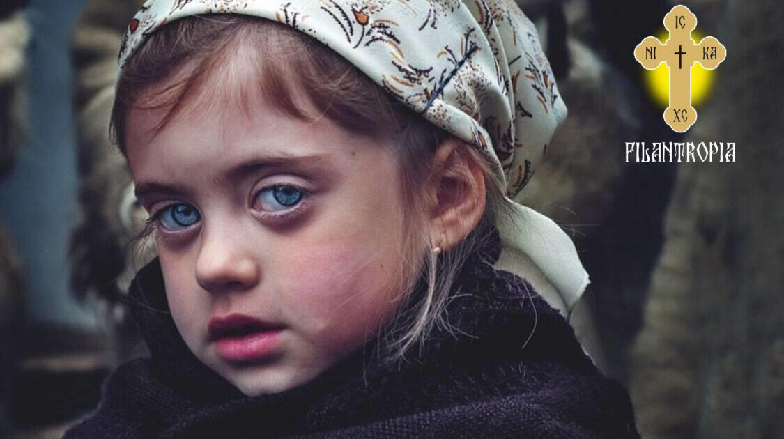 """""""Fii bun de Crăciun!"""", alături de Filantropia Ortodoxă Dej"""