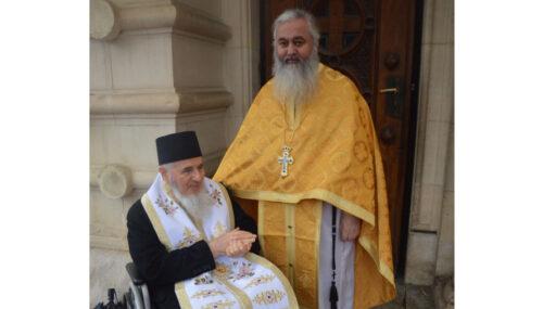 PS Vasile – Părinte duhovnicesc și Om de nădejde | Arhim. Dumitru Cobzaru