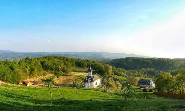"""Mănăstirea """"Sfântul Spiridon"""" Strâmba"""