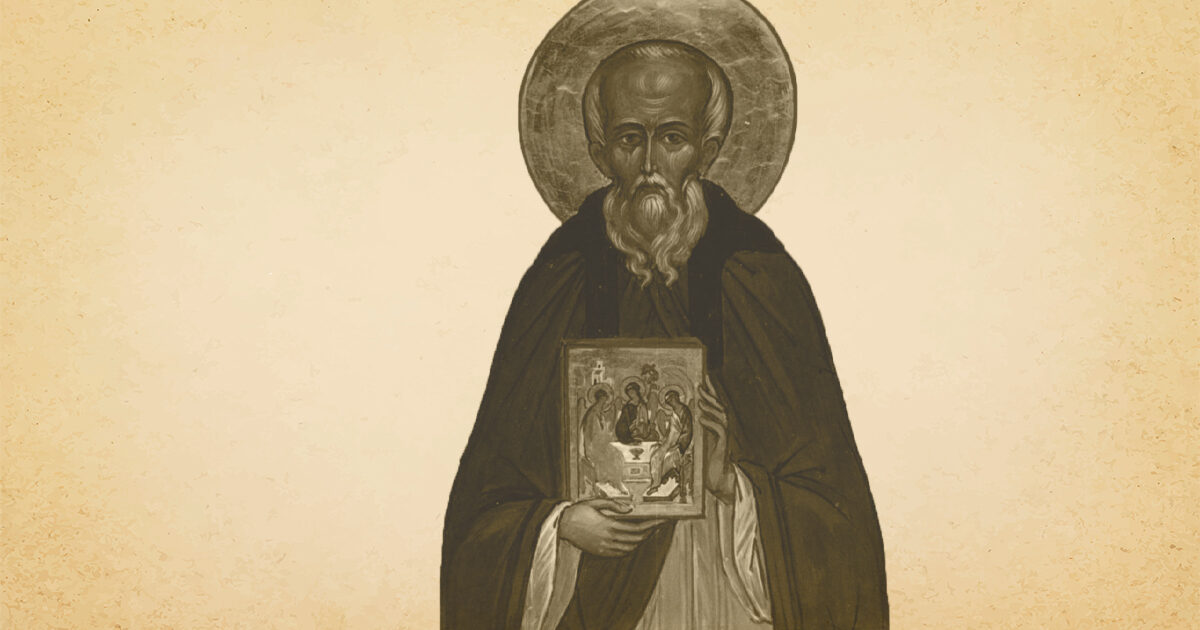 Andrei Rubliov, pictorul sfânt