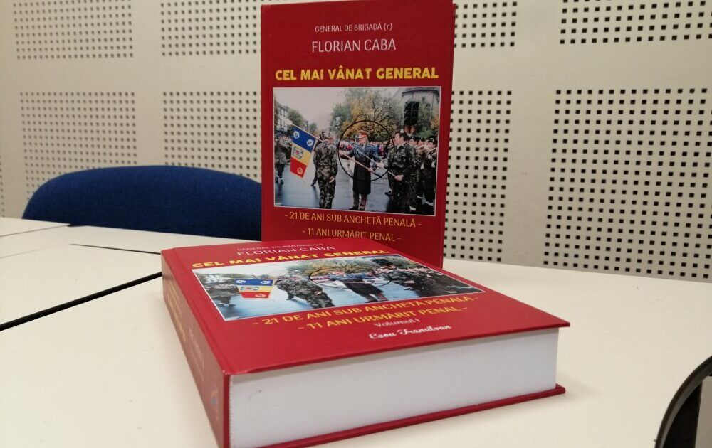 Florian Caba , Cel mai vânat general – 21 de ani sub anchetă penală – 11 ani urmărit penal, vol. 1 și 2, Editura Ecou Transilvan, Cluj-Napoca, 2020.