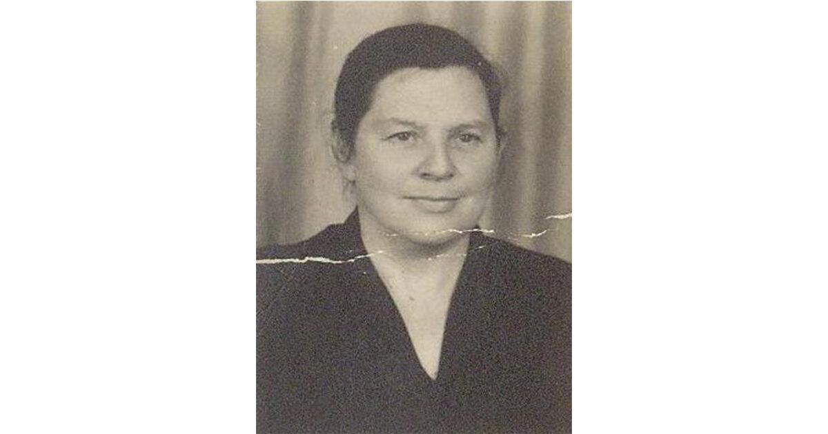 Elisabeta Klett (1915-1962),destinul frânt al unui etnic german din Transilvania