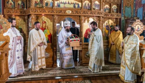 Binecuvântare arhierească pentru credincioșii din localitatea Spermezeu