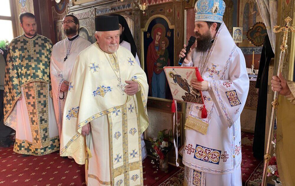 PS Benedict a slujit în ținutul natal, la sărbătoarea Soborului Sfântului Ioan Botezătorul