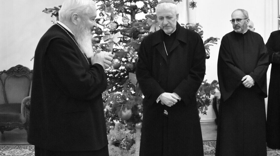 Mesajul Mitropolitului Andrei la trecerea în veșnicie a Episcopului greco-catolic Florentin Crihălmeanu