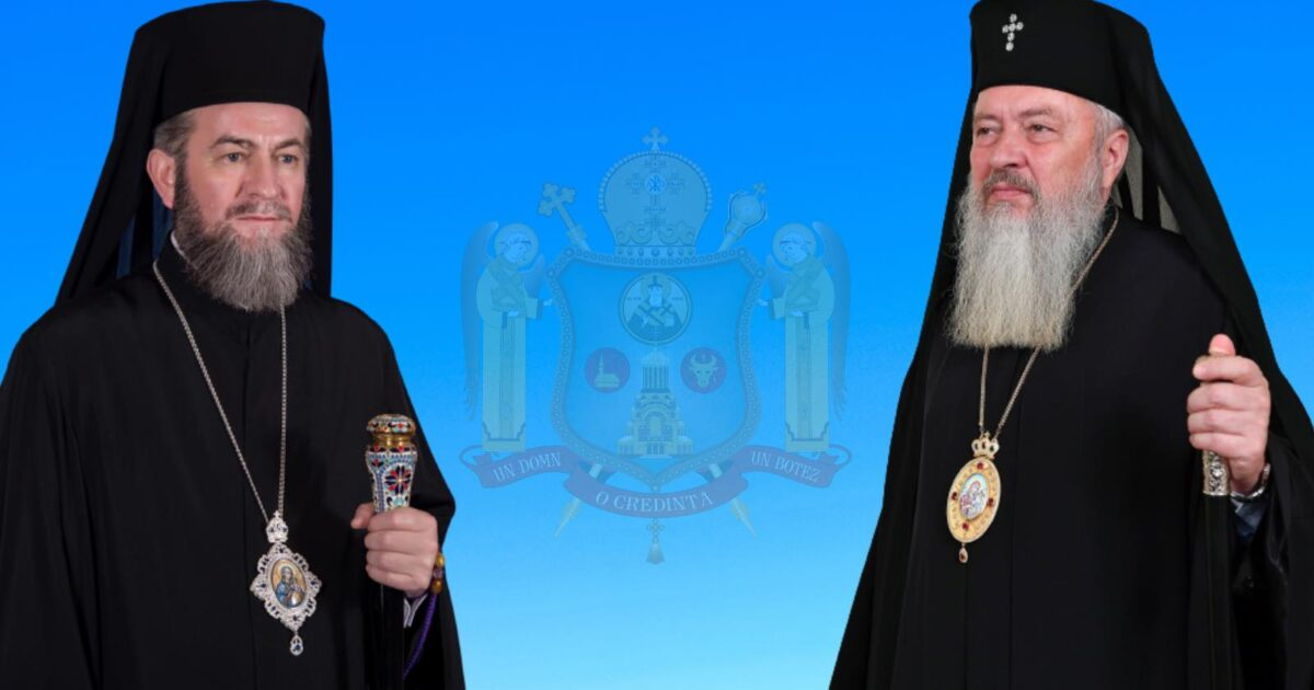 Mesajul de felicitare al Presfințitului Părinte Iustin, cu ocazia zilei de naștere a ÎPS Părinte Andrei