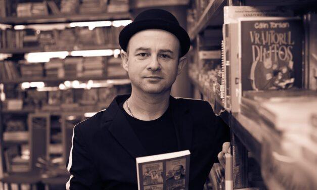 Menuţ Maximinian, ales preşedinte al Societăţii Scriitorilor din Bistriţa-Năsăud