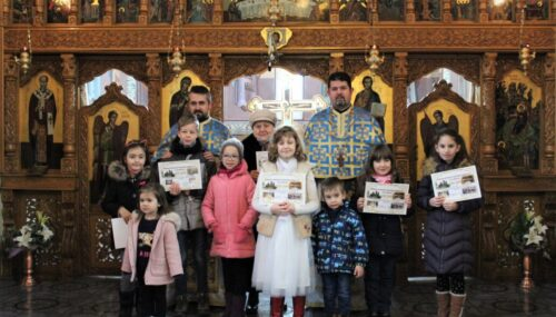 """Luna ianuarie dedicată credincioșilor, în parohia ,,Nașterea Domnului"""""""