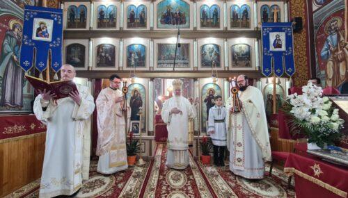 Mitropolitul Clujului a binecuvântat lucrările efectuate la casa parohială din Coldău