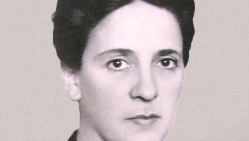 Poeta și prozatoarea Otilia Cazimir (12 februarie 1894 – 8 iunie 1967)