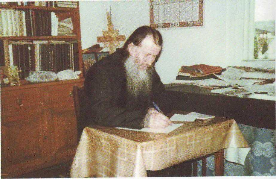 PĂRINTELE IOANICHIE BĂLAN (10 februarie 1930 – 22 noiembrie 2007)
