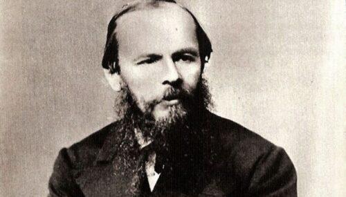 Feodor Dostoievski (30 octombrie 1821 – 9 februarie 1881)