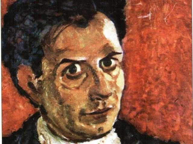 Pictorul NICOLAE TONITZA (13 aprilie 1886 – 26 februarie 1940)