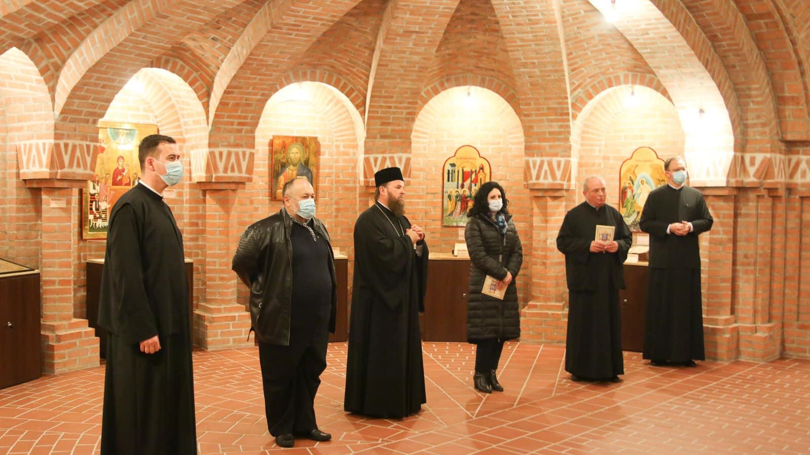 Expoziție de icoane la Baia-Mare, închinată Duminicii Ortodoxiei