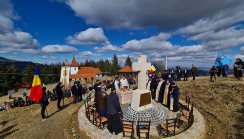 Înaltpreasfințitul Andrei a sfințit Monumentul Eroilor din Parohia Rogojel