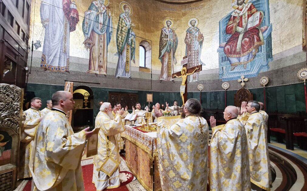 Duminica Înfricoșătoarei Judecăți, la Catedrala Mitropolitană din Cluj-Napoca