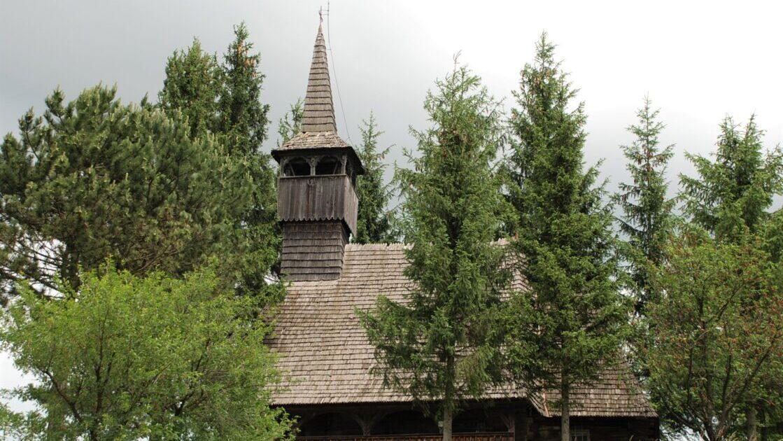 Bisericile de lemn din patrimoniul județului Cluj