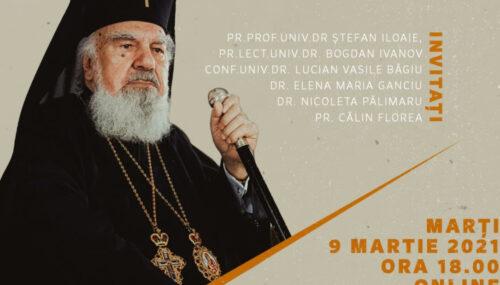 Mitropolitul Bartolomeu va fi comemorat la Facultatea de Teologie din Cluj-Napoca