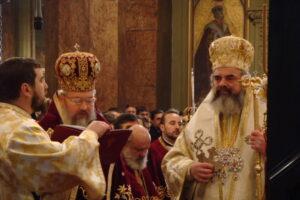 Alături de Preafericitul Părinte Patriarh Daniel