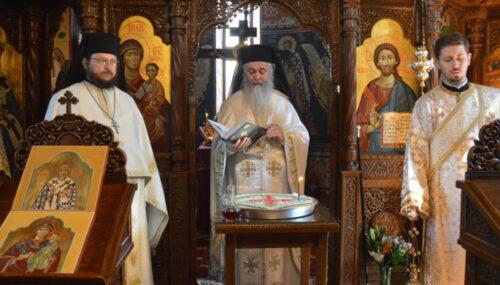Stareța Epiharia Brumă, pomenită la doi ani de la trecerea la Domnul