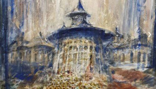 """Expoziția """"Ctitorii cromatice. O retrospectivă Gheorghe Codrea"""", la Muzeul de Artă"""
