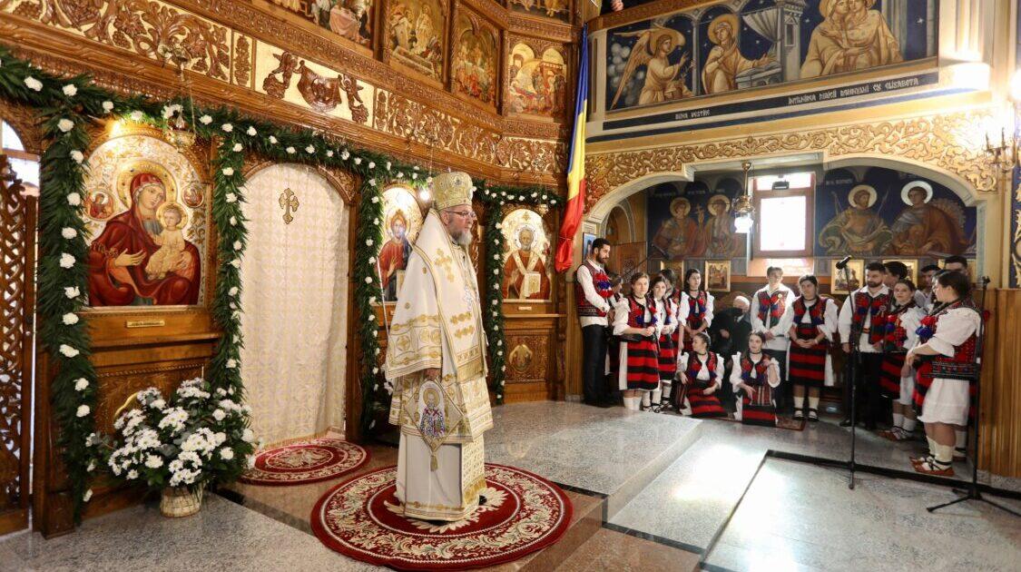 """""""Răbdarea unui creştin, semn al vredniciei şi sfinţeniei"""", spune PS Iustin"""