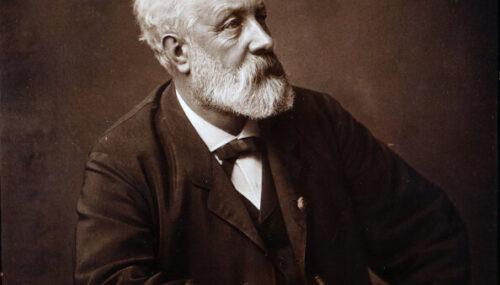 JULES VERNE (8 februarie 1828 – 24 martie 1905)